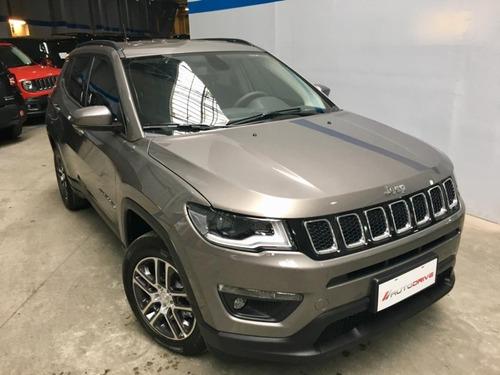 jeep compass 2.4 sport financiada tasa 0% directo de fabrica