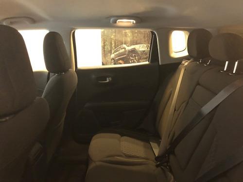 jeep compass 2.4 sport manual anticipo y cuotas