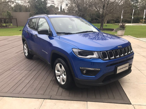 jeep compass 2.4 sport manual sport cars quilmes  0km