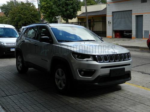 jeep compass 2.4 sport mt /// 2018 - 0km