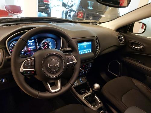 jeep compass 2.4 sport mt patente 2021 financia fca