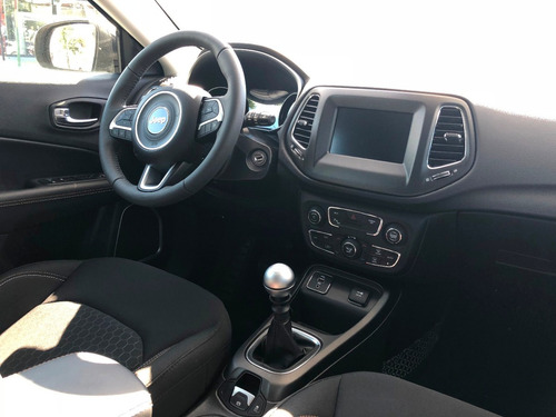 jeep compass 2.4 sport mt6 0km anticipo y cuotas