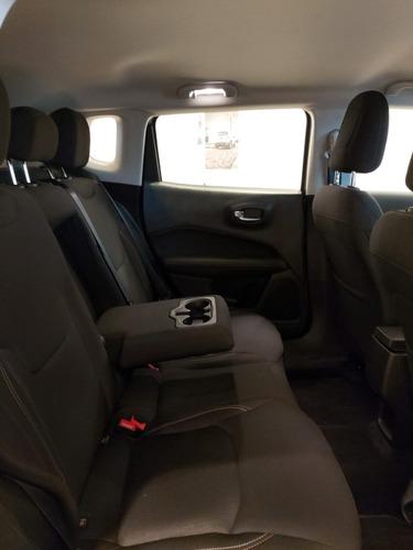 jeep compass 2.4 sport mt6 anticipo mínimo