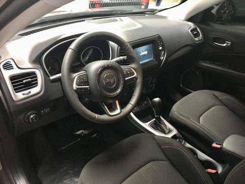 jeep compass 2.4 sport tomamos su usado
