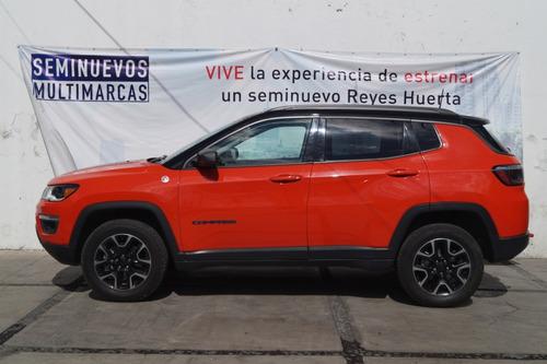 jeep compass 2.4 trailhawk mt 2019