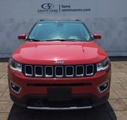 jeep compass 4x2 limited premium cvt 4 puertas