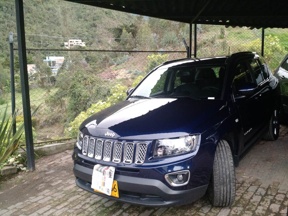 jeep compass 4x4 en tucarro. Black Bedroom Furniture Sets. Home Design Ideas