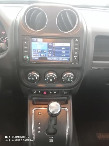 jeep compass 4x4 como nuevo
