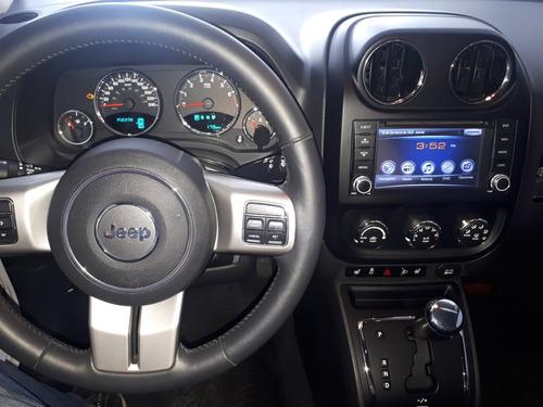 jeep compass 4x4 cvt full exelente  o pto.