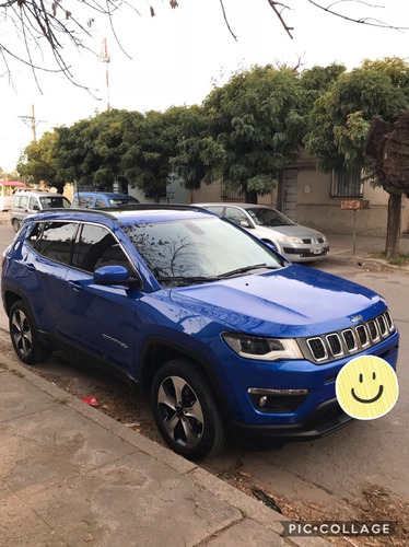 jeep compass 4x4 longitud plus