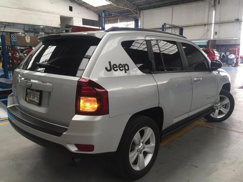 jeep compass 5p latitud 5vel 4x2 5vel