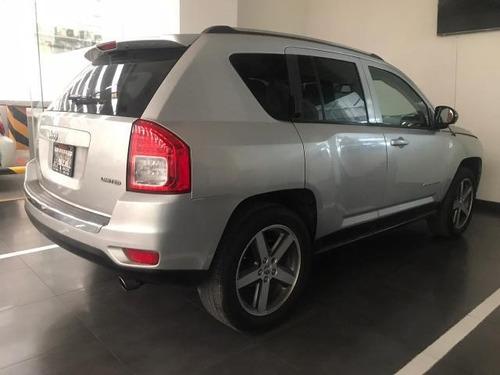 jeep compass  5p limited premium cvt a/ac. aut. piel qc ra-