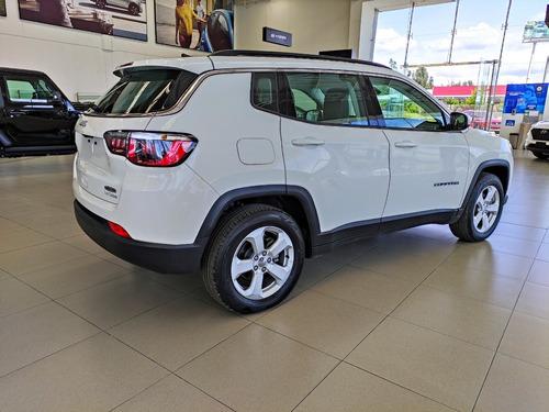jeep compass at  financio 100% comienza a pagar en un año