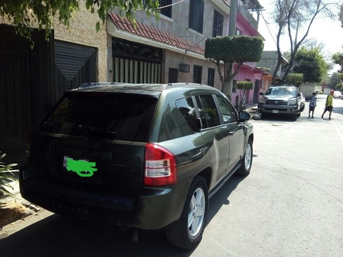 jeep compass base 5vel 4x2 mt 2007