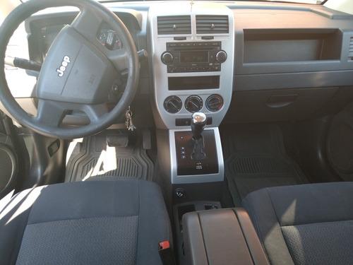 jeep compass base 5vel 4x2 mt 2008