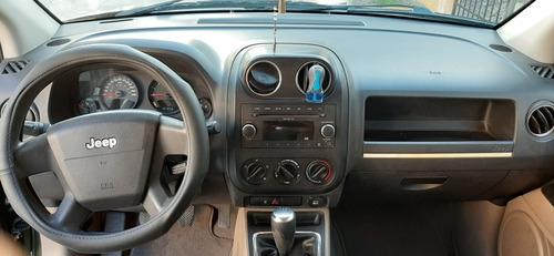 jeep compass base 5vel 4x2 mt 2009