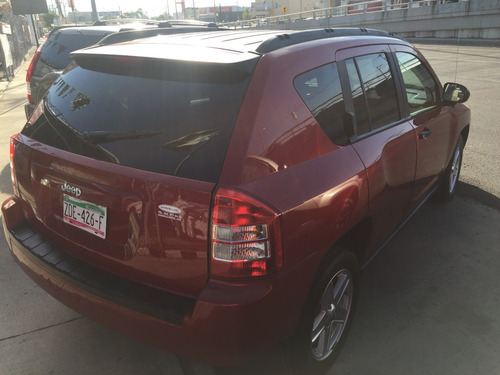 jeep compass base cd cvt 2007