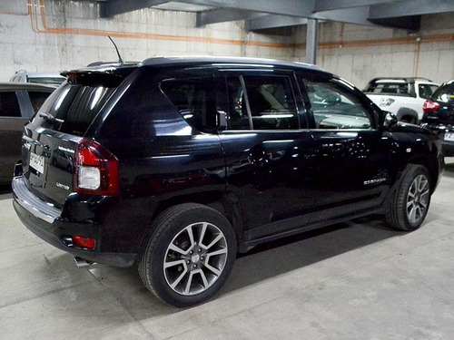 jeep compass  compass limited 2.4 at 2014