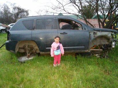 jeep compass en desarme