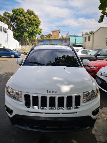 jeep compass latitude
