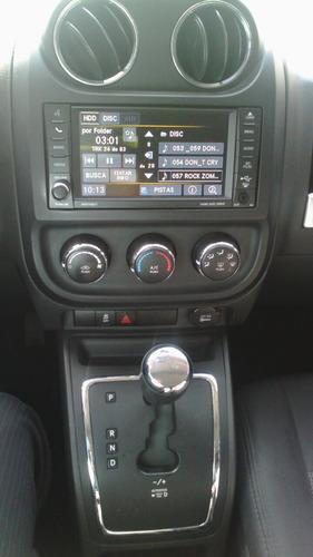 jeep compass latitude automatica 2014