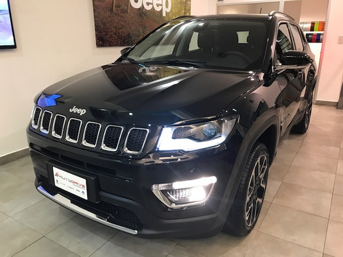jeep compass limited-0km 2018