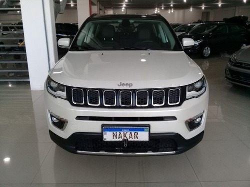 jeep compass limited 2.0 at flex