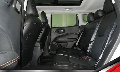 jeep compass limited 2.0 flex teto solar e kit high tech