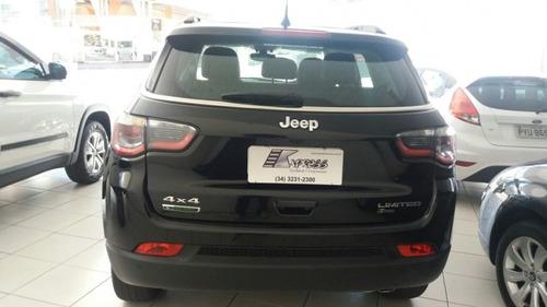 jeep compass limited 2.0 preto 2018