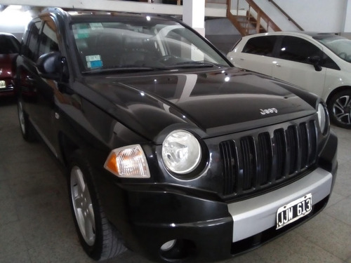 jeep compass limited 2010