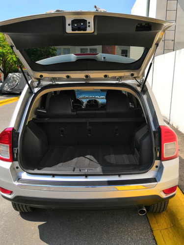 jeep compass limited 2012