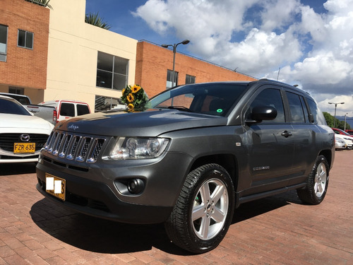 jeep compass limited 2012 full equipo 4x4