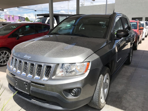 jeep compass limited 2.4 4x2 2015 gris mineral