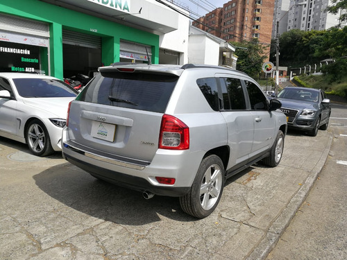jeep compass limited 2.4 aut  2012 (019)