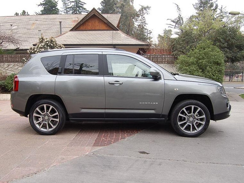 jeep compass  limited 2.4 aut 2014