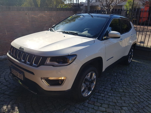 jeep compass limited 4 x 4
