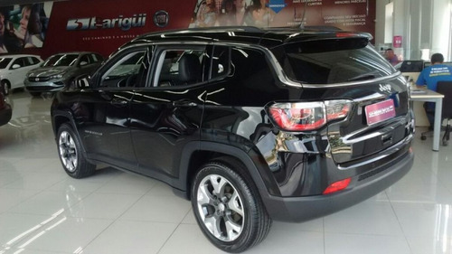 jeep compass limited 4x2 2.0 16v at6 flex 2016/2017 2155
