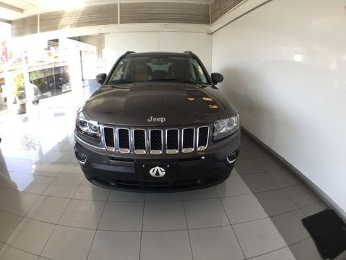 jeep compass limited at 2015