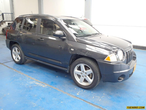 jeep compass limited at 2.400cc awd