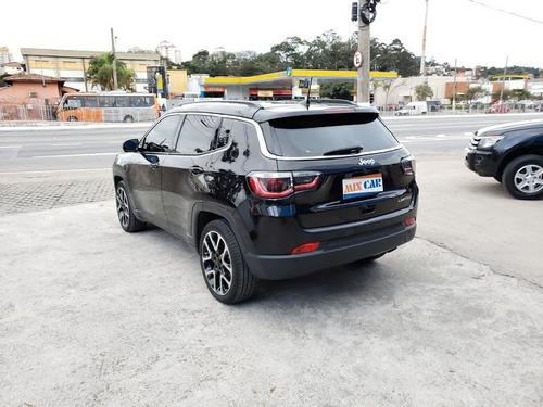 jeep compass limited blindado 2018 novíssimo oportunidade