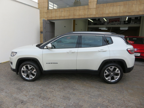 jeep compass limited flex 2017