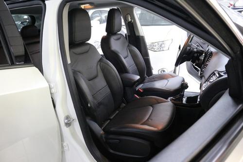 jeep compass limited flex 2017 baixo km!!!