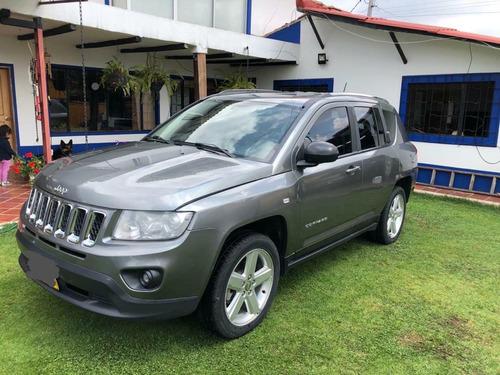 jeep compass limited modelo 2012