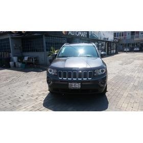 Jeep Compass Limited, Modelo 2016