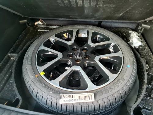 jeep compass limited plus 2.4 4x4 at9 2018 fcio. t/usado!