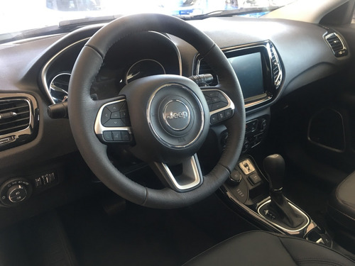 jeep compass limited plus 2.4l at9 2020 blanco unica
