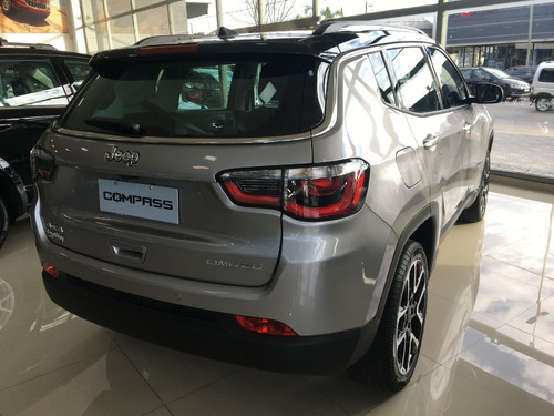 jeep compass limited plus 2.4l at9 4x4 venta online