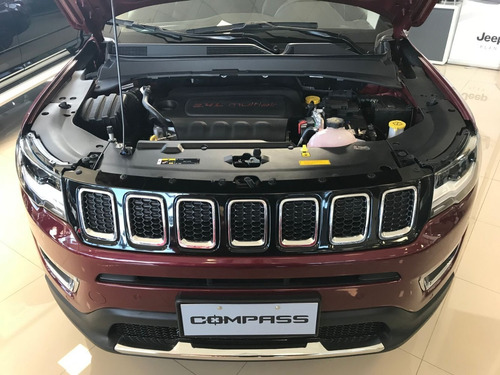 jeep compass limited plus 2.4l nafta ultimas unidades