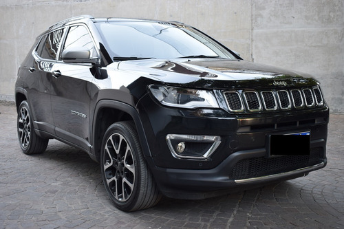 jeep compass limited plus at9 2018 11.000 kms