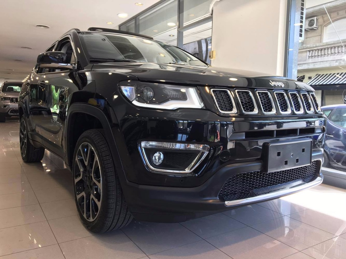 jeep compass limited plus awd 0km azul u s en mercado libre. Black Bedroom Furniture Sets. Home Design Ideas